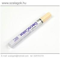 Deco Color lakkfilc 3mm BARACK