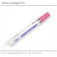 Deco Color lakkfilc 3mm PINK