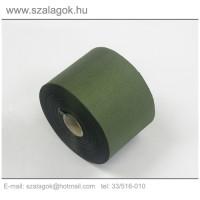 7cm-es zöld feliratozható szalag