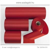 7cm széles szatén szalag 25m C29-mikuláspiros