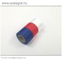 9cm-es Cseh nemzeti szalag 10m / tekercs