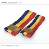 5 X 150cm-es Román szalag, arany rojtos - 2db/cs