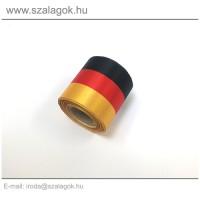 5cm-es Német nemzeti szalag 10m / tekercs