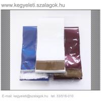 14 cm x 220 cm  szatén koszorúszalag, 10db/csomag